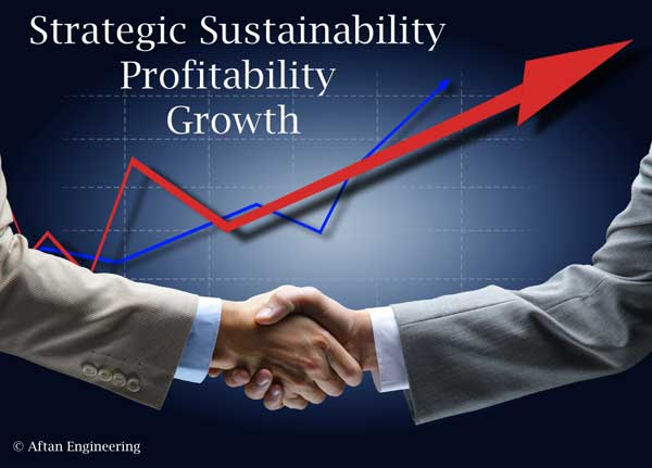 Strategic Sustainability Consulting benefits the environment, profitability, and growth.